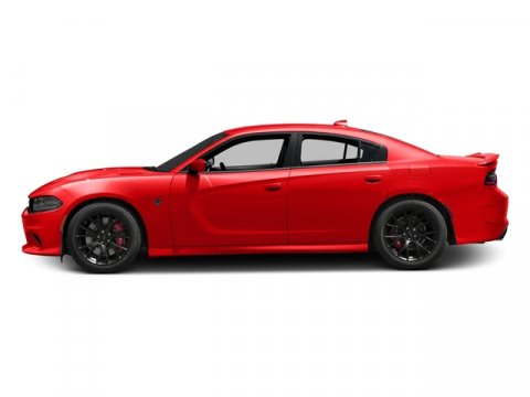 2016 Dodge Charger SRT Hellcat Go Mango V8 62 L Automatic 10 miles Scores 22 Highway MPG and