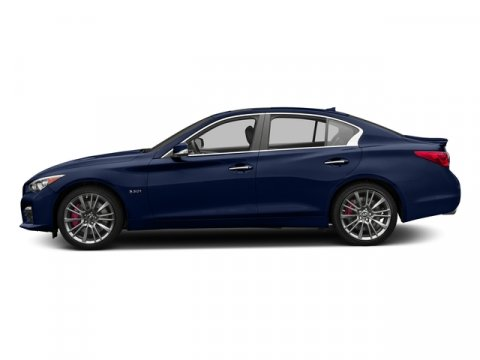 2016 INFINITI Q50 30t Red Sport 400 Iridium BlueGraphite V6 30 L Automatic 0 miles Boasts 28