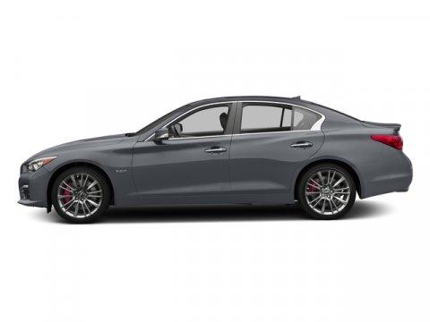 2016 INFINITI Q50 30t Red Sport 400 Hagane BlueGraphite V6 30 L Automatic 0 miles Boasts 27
