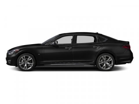 2016 INFINITI Q70L Black ObsidianJava V6 37 L Automatic 0 miles Scores 26 Highway MPG and 18