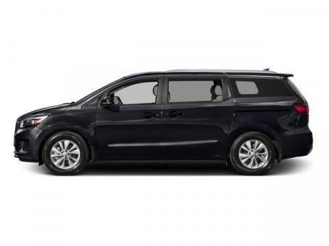 2016 Kia Sedona LX Aurora Black PearlGray V6 33 L Automatic 0 miles CARPETED FLOOR MATS WHEE