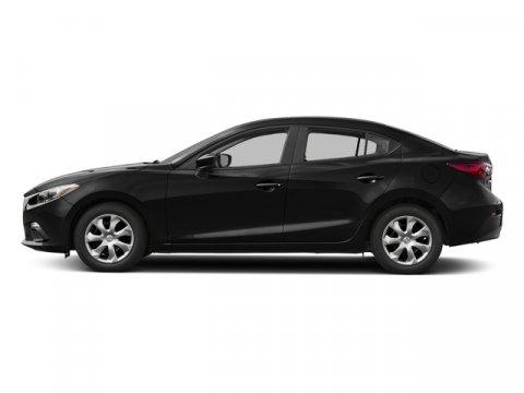 2016 Mazda Mazda3 i Sport Jet Black MicaBlack V4 20 L Automatic 40213 miles  BLACK PREMIUM CL