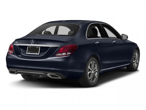 2016 Mercedes C-Class Lunar Blue MetallicSILK BEIGE V4 20 L Automatic 13548 miles Only 13 54