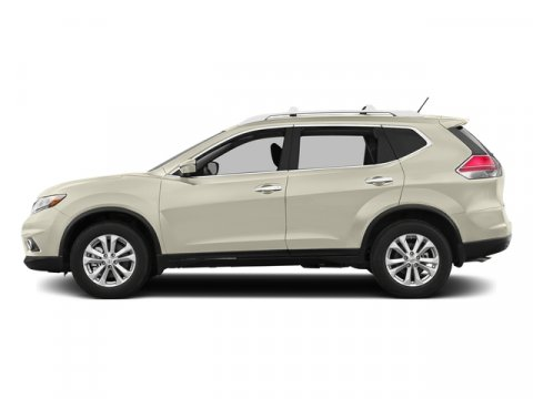 2016 Nissan Rogue SV Pearl WhiteCharcoal V4 25 L Variable 3302 miles Boasts 32 Highway MPG an