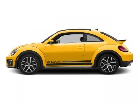 2016 Volkswagen Beetle Coupe 18T Dune Sandstorm Yellow MetallicDune GreyBlack V4 18 L Automat