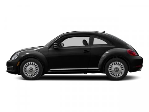 2016 Volkswagen Beetle Coupe 18T SE Black UniTitan Black V4 18 L Automatic 0 miles Boasts 33