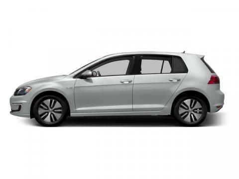 2016 Volkswagen e-Golf SEL Premium Pure WhiteTitan Black V 00 Automatic 0 miles This Volkswag