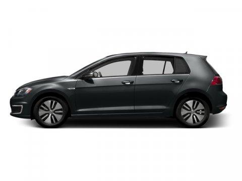 2016 Volkswagen e-Golf SE Urano GreyBlack V 00 Automatic 5 miles This Volkswagen e-Golf deliv