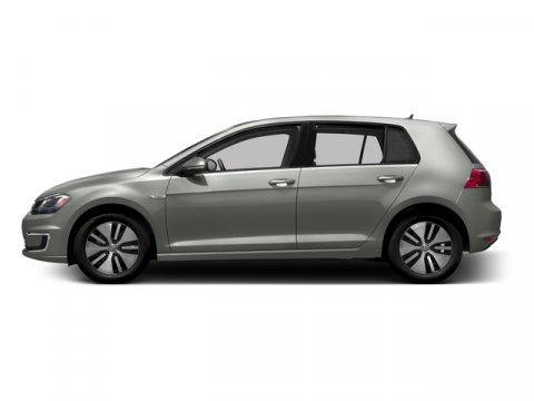 2016 Volkswagen e-Golf SE Reflex Silver MetallicBlack V 00 Automatic 0 miles This Volkswagen