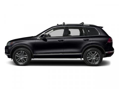 2016 Volkswagen Touareg Lux Deep Black PearlBlack Anthracite V6 30 L Automatic 0 miles Scores