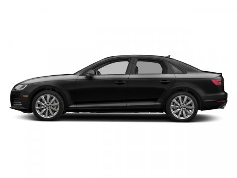 2017 Audi A4 ultra Premium Brilliant BlackNougat BrownBlack V4 20 L Automatic 0 miles Delive