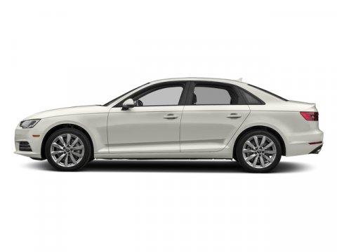 2017 Audi A4 Premium Ibis WhiteBlack V4 20 L Automatic 19305 miles 18 Wheel Package Heated F