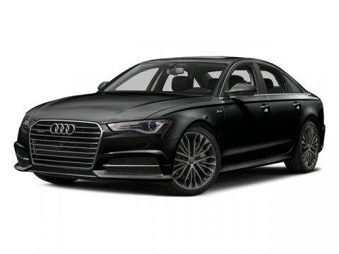 2017 Audi A6 Premium Plus Mythos Black MetallicBlack V4 20 L Automatic 0 miles Sunroof Navig