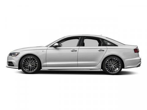 2017 Audi A6 Premium Plus Glacier White MetallicBlack V6 30 L Automatic 0 miles Scores 29 Hig