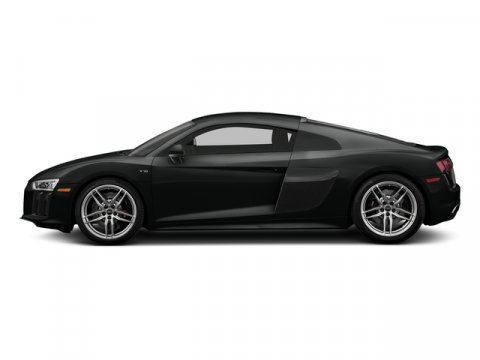 2017 Audi R8 Coupe V10 plus Mythos Black MetallicBlack V10 52 L Automatic 35 miles Delivers 2