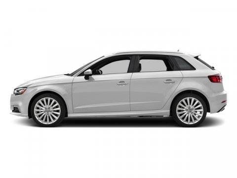 2017 Audi A3 Sportback e-tron Premium Plus Glacier White MetallicChestnut Brown V4 14 L Automat