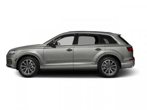 2017 Audi Q7 Premium Plus Graphite Gray MetallicBlack V4 20 L Automatic 0 miles Boasts 25 Hig