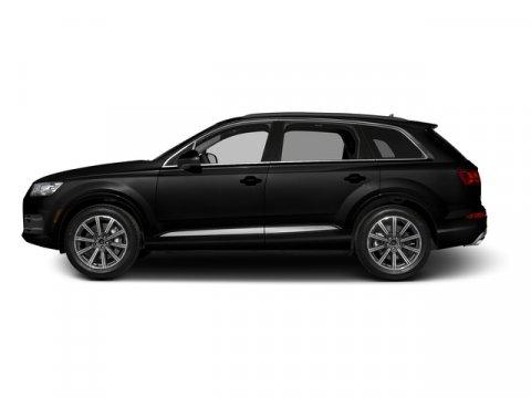 2017 Audi Q7 Premium Plus Night BlackBlack V6 30 L Automatic 0 miles Scores 25 Highway MPG an