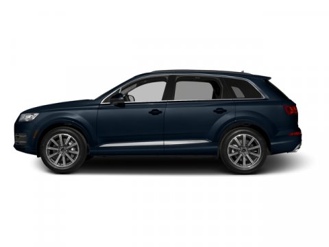 2017 Audi Q7 Premium Ink Blue MetallicBlack V4 20 L Automatic 75 miles Delivers 25 Highway MP