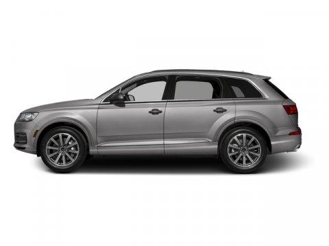 2017 Audi Q7 Premium Plus Florett Silver MetallicBlack V6 30 L Automatic 62 miles Boasts 25 H
