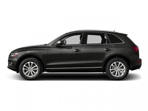 2017 Audi Q5 Premium Plus Lava Gray Pearl EffectBlack V4 20 L Automatic 4829 miles Boasts 27