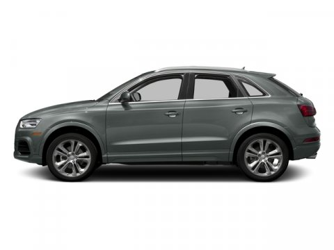 2017 Audi Q3 Premium Plus Monsoon Gray MetallicBlack V4 20 L Automatic 0 miles Delivers 28 Hi