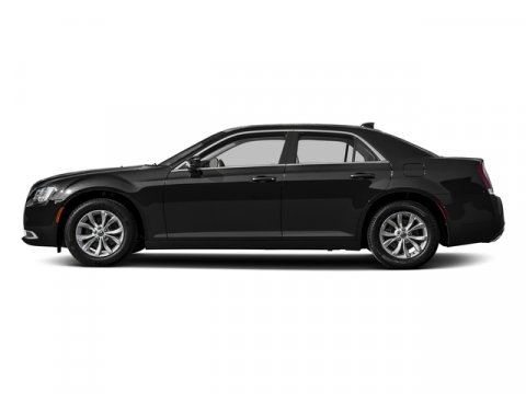 2017 Chrysler 300 Limited Gloss Black V6 36 L Automatic 10 miles Boasts 30 Highway MPG and 19