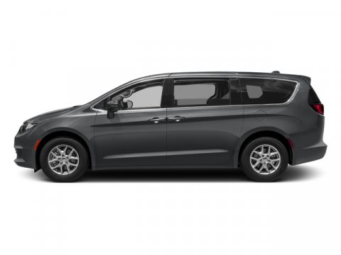 2017 Chrysler Pacifica Touring Granite Crystal Metallic Clearcoat V6 36 L Automatic 0 miles S