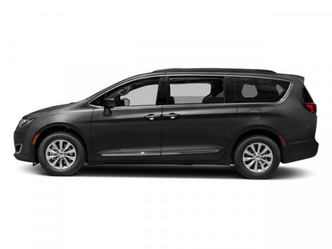 2017 Chrysler Pacifica Touring-L Plus Granite Crystal Metallic Clearcoat V6 36 L Automatic 0 m