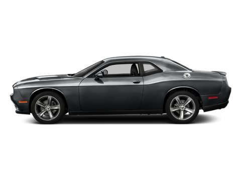 2017 Dodge Challenger Granite Pearlcoat V6 36 L Automatic 10 miles Boasts 30 Highway MPG and