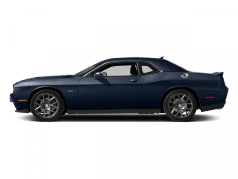 2017 Dodge Challenger Contusion Blue Pearlcoat V8 57 L  10 miles Boasts 23 Highway MPG and 15