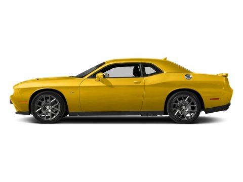 2017 Dodge Challenger Yellow Jacket Clearcoat V8 57 L  10 miles Delivers 23 Highway MPG and 1