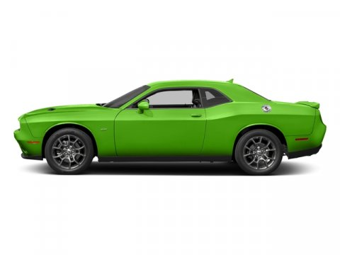 2017 Dodge Challenger GT Green Go Clearcoat V6 36 L Automatic 10 miles Delivers 27 Highway MP