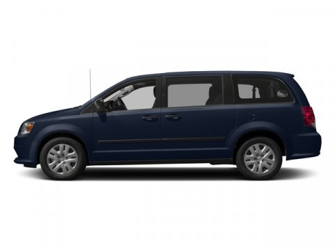 2017 Dodge Grand Caravan SXT Contusion Blue PearlcoatBlackLight Graystone V6 36 L Automatic 4