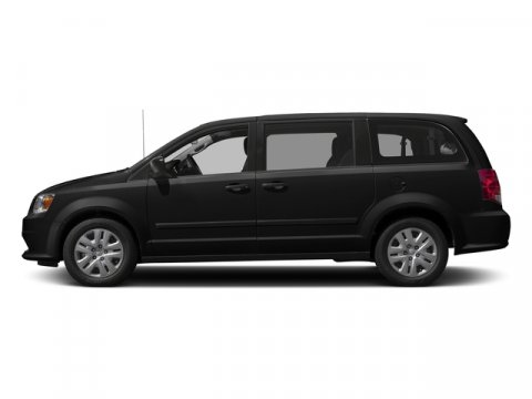 2017 Dodge Grand Caravan SE Plus Black Onyx Crystal PearlcoatN7X9 V6 36 L Automatic 11 miles