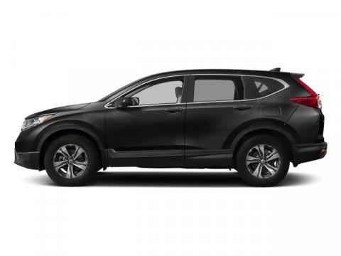 2017 Honda CR-V LX Crystal Black PearlBlack V4 24 L Variable 7 miles  BLACK CLOTH SEAT TRIM
