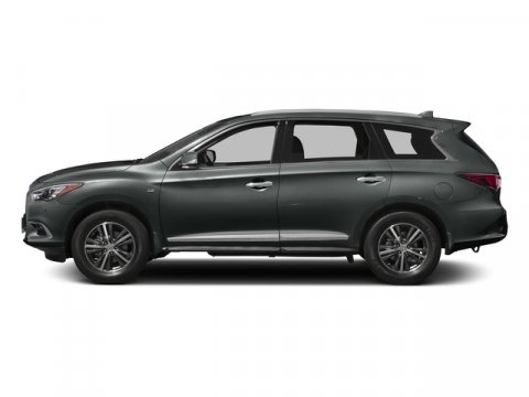 2017 INFINITI QX60 Graphite Shadow V6 35 L Variable 10 miles Delivers 26 Highway MPG and 19 C