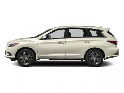 2017 INFINITI QX60 Majestic WhiteGraphite V6 35 L Variable 0 miles Scores 26 Highway MPG and