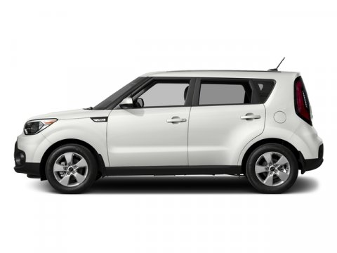 2017 Kia Soul Base Clear WhiteBlack V4 16 L Automatic 2 miles Delivers 30 Highway MPG and 25