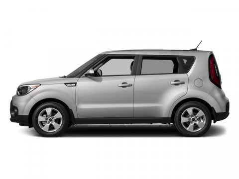 2017 Kia Soul Base Bright SilverBlack V4 16 L Automatic 2 miles Delivers 30 Highway MPG and 2