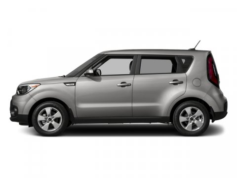 2017 Kia Soul Base Titanium GrayBlack V4 16 L Automatic 2 miles Delivers 30 Highway MPG and 2