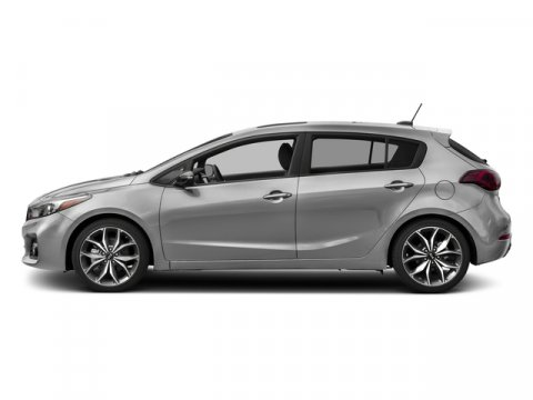 2017 Kia Forte5 LX Silky SilverBlack V4 20 L Automatic 2 miles Delivers 34 Highway MPG and 25