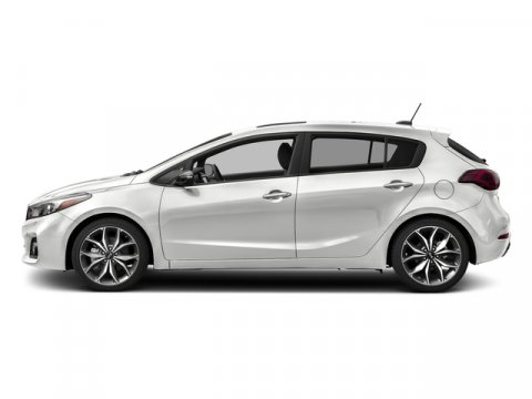 2017 Kia Forte5 LX Clear WhiteBlack V4 20 L Automatic 2 miles Boasts 34 Highway MPG and 25 Ci