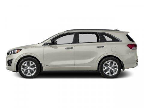 2017 Kia Sorento Limited V6 Snow White PearlBlack V6 33 L Automatic 116 mi