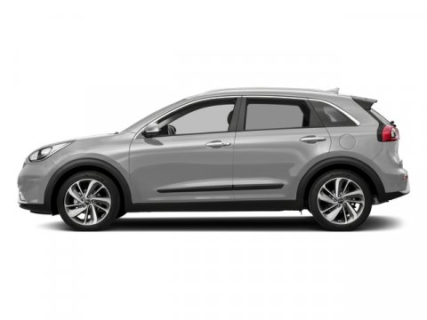 2017 Kia Niro Touring Silky SilverCharcoal V4 16 L Automatic 2 miles Scores 40 Highway MPG an