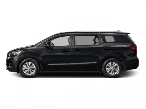 2017 Kia Sedona LX Aurora BlackGray V6 33 L Automatic 2 miles Scores 24 Highway MPG and 18 Ci