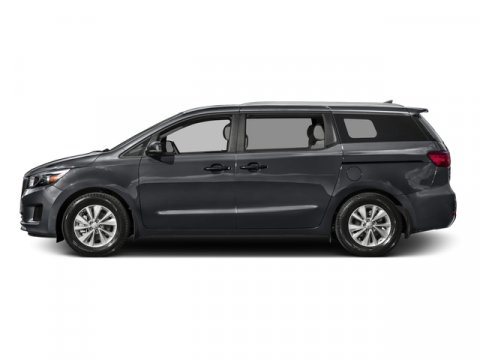 2017 Kia Sedona LX Platinum GraphiteGray V6 33 L Automatic 2 miles Boasts 24 Highway MPG and