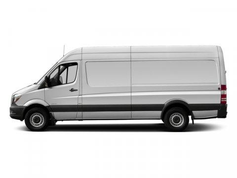 2017 Mercedes Sprinter Cargo Van Arctic WhiteTunja Black V6 30 L Automatic 148 miles From the