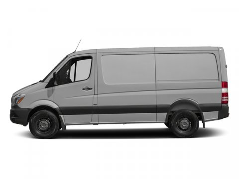 2017 Mercedes Sprinter Cargo Van Worker Arctic WhiteTunja Black V6 30 L Automatic 5 miles Fro