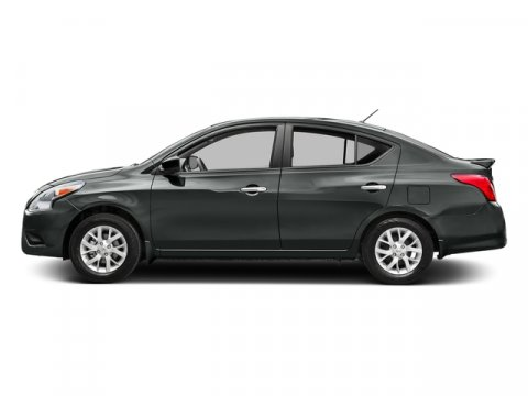 2017 Nissan Versa Sedan S Plus Gun MetallicCharcoal V4 16 L Variable 0 miles Delivers 39 High